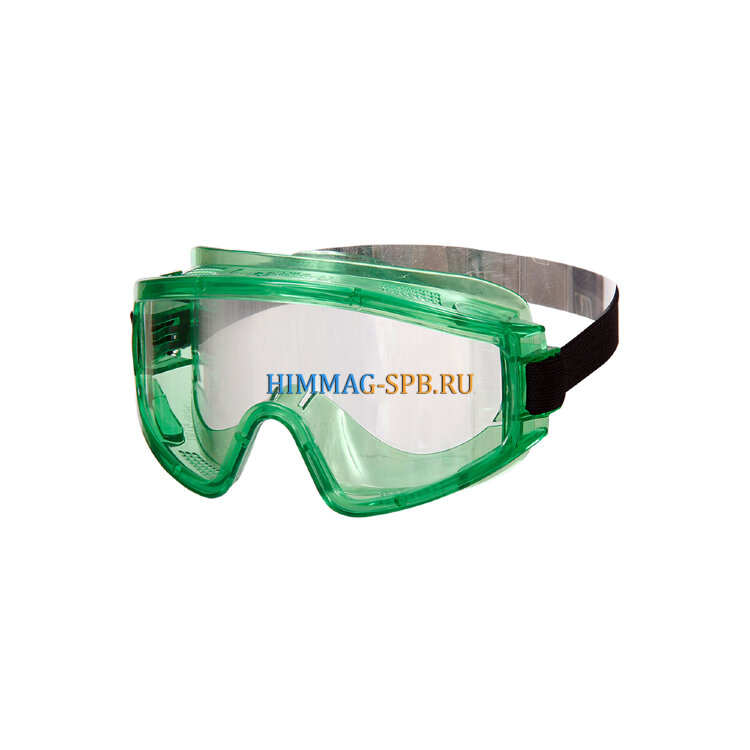 Очки PANORAMA ЗП2 защитные закрытые с прямой вентиляцией