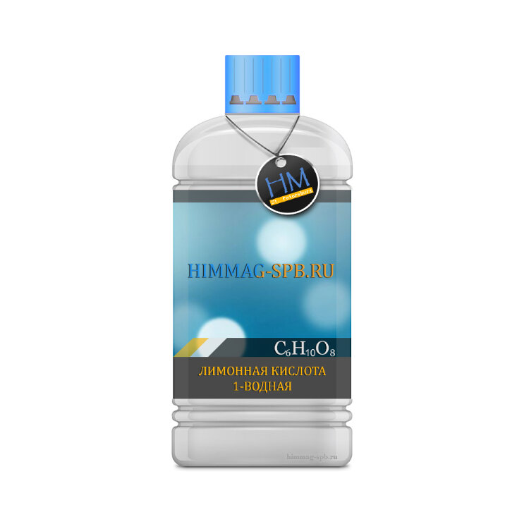 Лимонная кислота 1-водная
