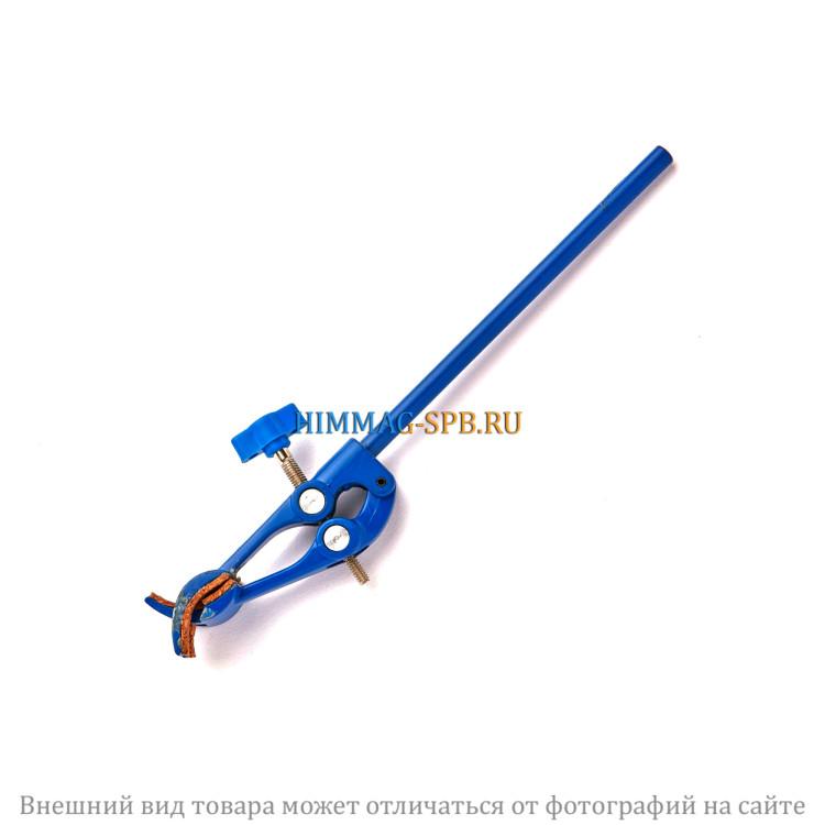 Лапка для штатива с 4 пальцами синяя