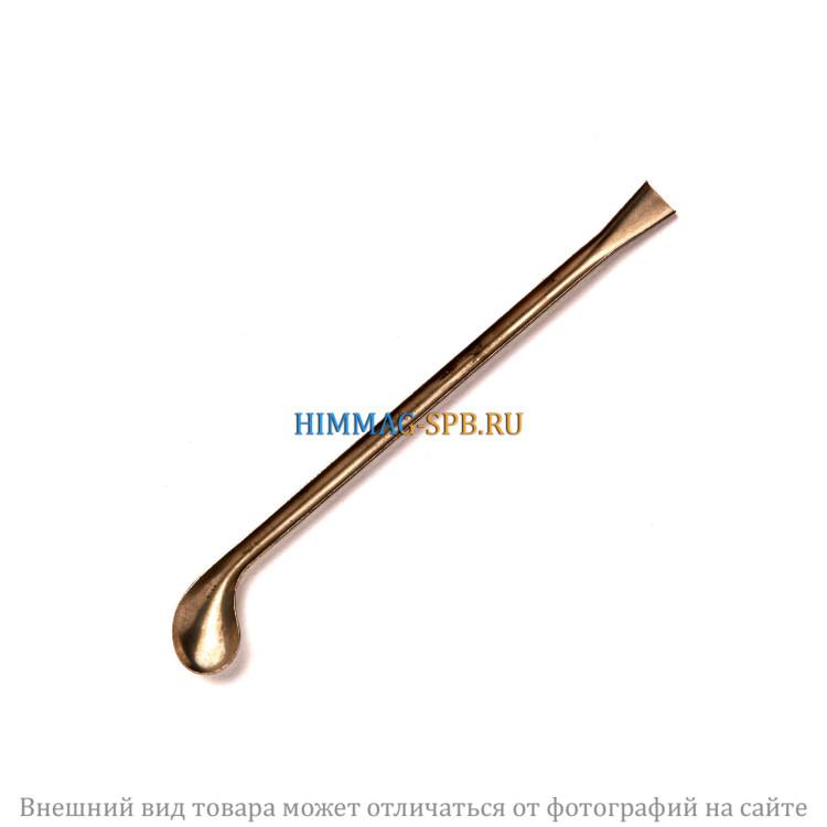 Ложка металлическая изогнутая SP114-190