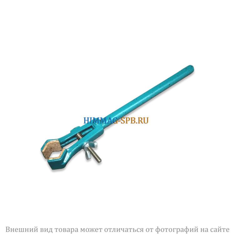 Лапка для штатива ШФР-ММ с плоским зажимом