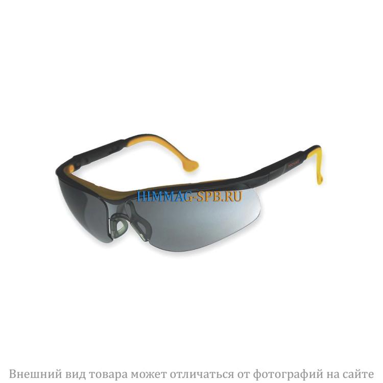 Очки О50 MONAKO StrongGlass (5-2,5 PC) защитные открытые