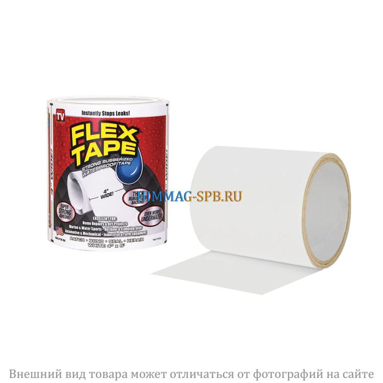 Лента сверхсильная клейкая Flex Tape 10 см