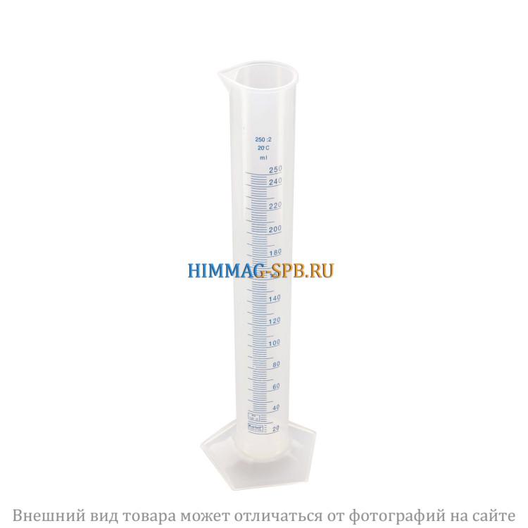 Цилиндр высокий мерный 250мл Kartell