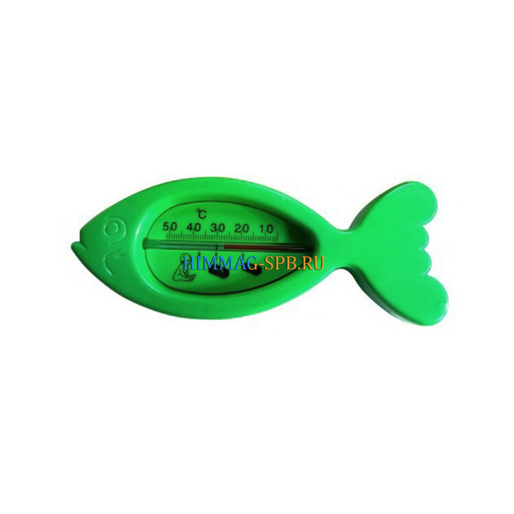 """Термометр для детей """"Рыбка"""""""